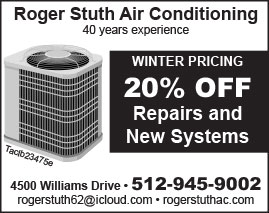 Roger Stuh Air Conditioning